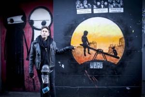 Graffiti Walking tour London