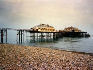 English courses in UK - Brighton