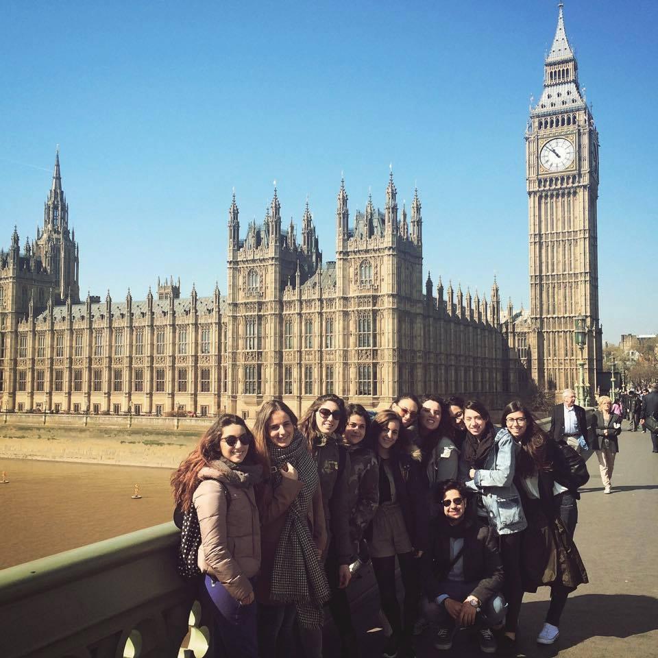 walking tour Londra italiano