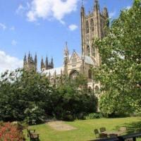 Leeds, Canterbury et Douvres