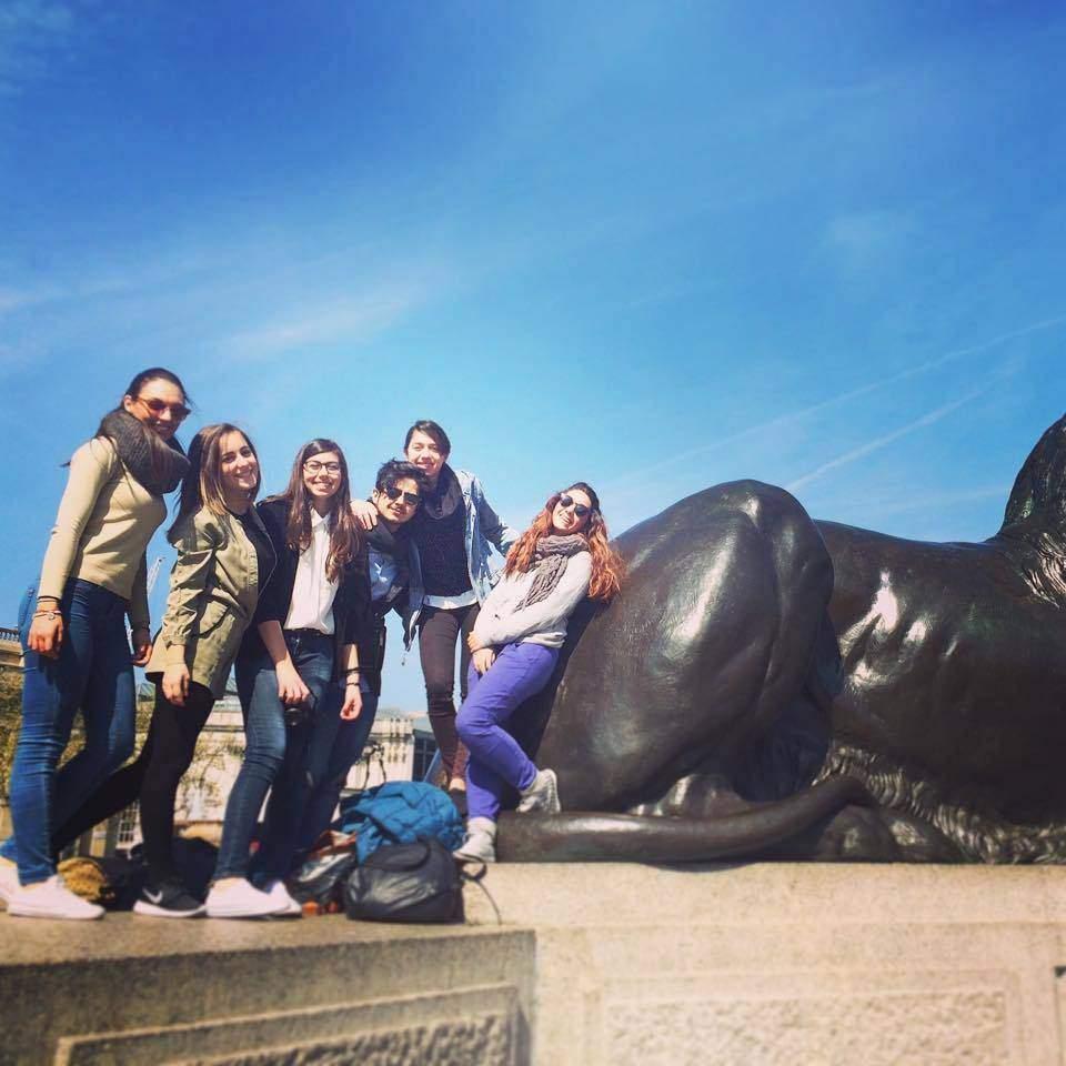 Trafalgar Square group